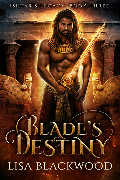 Blade's Destiny (Advanced Review Copy) by Lisa Blackwood