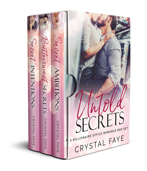 Untold Secrets by Crystal Faye