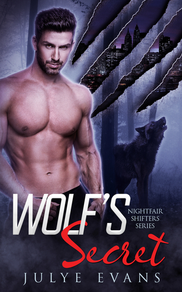 Wolf's Secret by Julye Evans