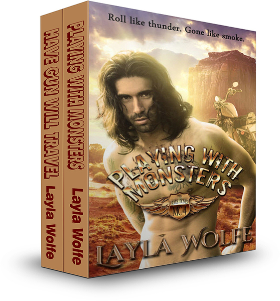 The Bare Bones MC Box Set by Layla Wolfe