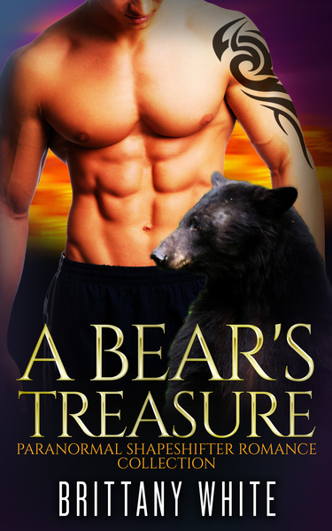 A Bear's Treasure by Brittany White