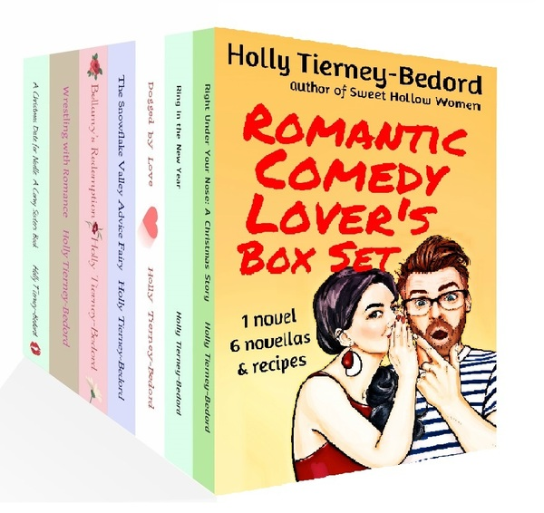 Romantic Comedy Lover's Box Set by Holly Tierney-Bedord