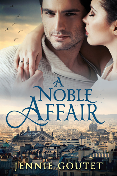 A Noble Affair by Jennie Goutet