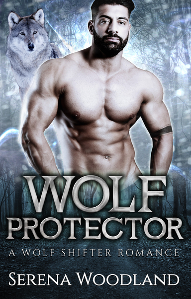 Wolf Protector by Serena Woodland