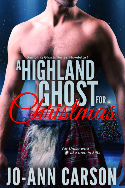 A Highland Ghost for Christmas by Jo-Ann Carson