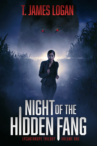 Night of the Hidden Fang by T. James Logan