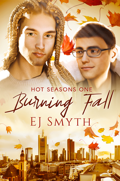 Burning Fall by EJ Smyth