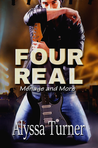 Four Real by Alyssa Turner