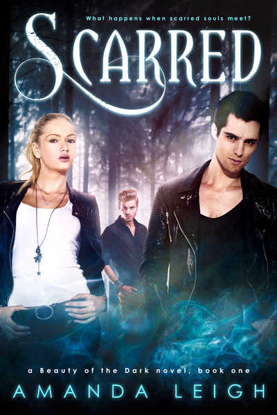Scarred by Amanda Leigh