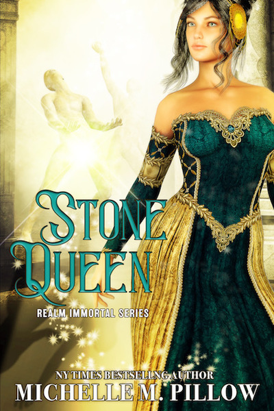 The Stone Queen by Michelle M. Pillow