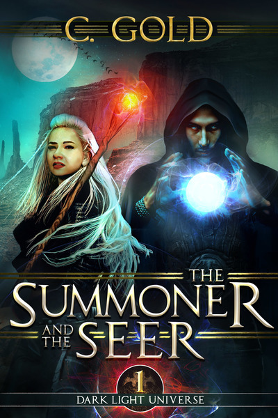 The Summoner and the Seer - Preview by C. Gold