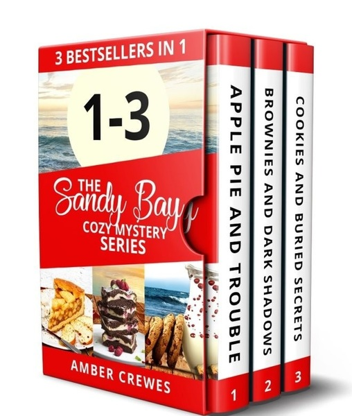 Cozy Mystery Series: Box Set I by Amber Crewes