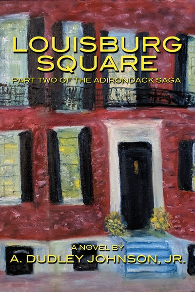Louisburg Square by A. Dudley Johnson, Jr.