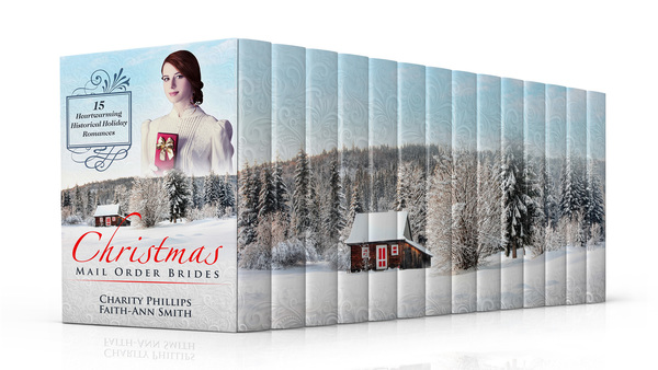 Christmas Mail Order Brides by Charity Phillips