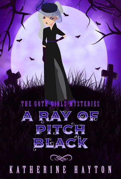 A Ray of Pitch Black by Katherine Hayton