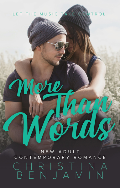 More Than Words by Christina Benjamin