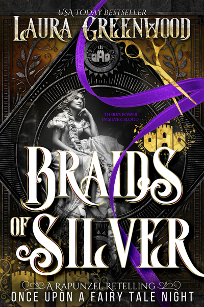 Braids Of Silver by Laura Greenwood