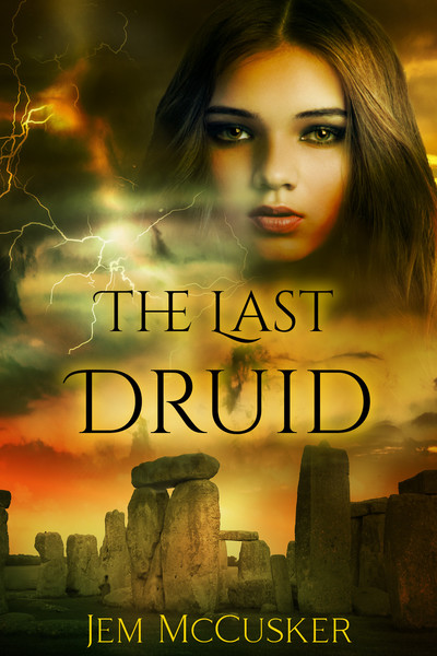 The Last Druid by Jem McCusker