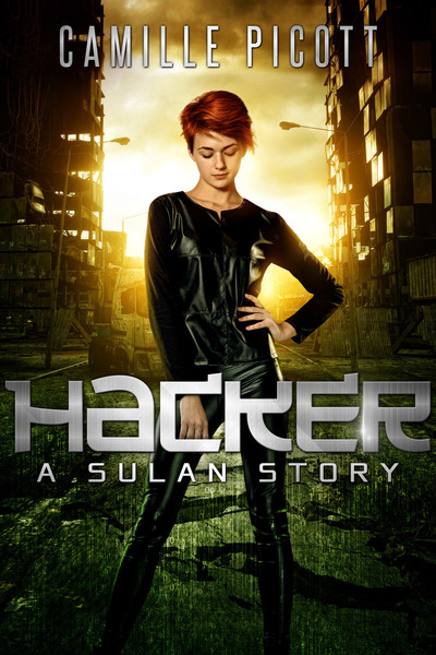 Hacker by Camille Picott