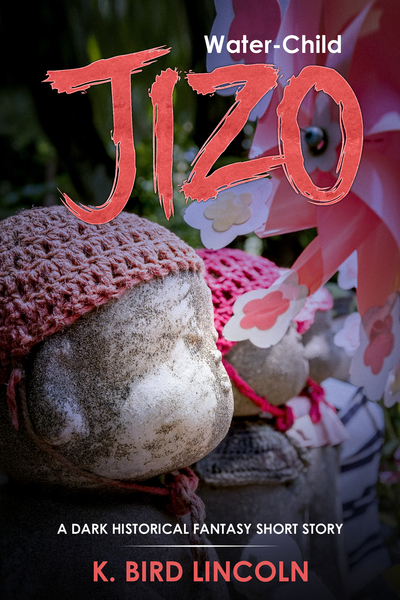 Water-child Jizo by K. Bird Lincoln