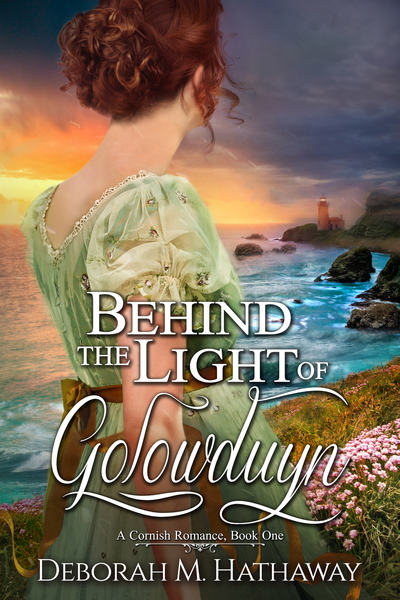 Behind the Light of Golowduyn by Deborah M. Hathaway