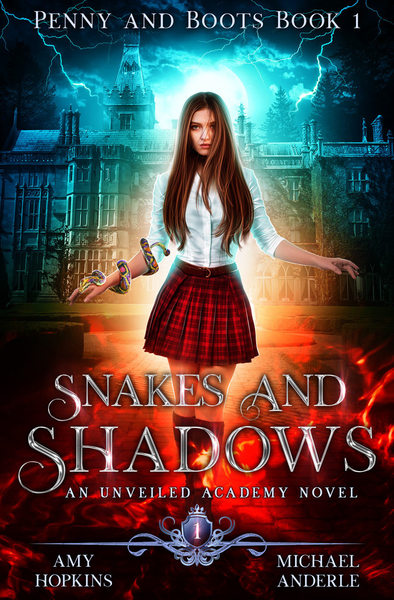 Snakes and Shadows by LMBPN Publishing