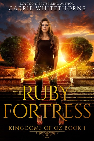 The Ruby Fortress by Carrie Whitethorne