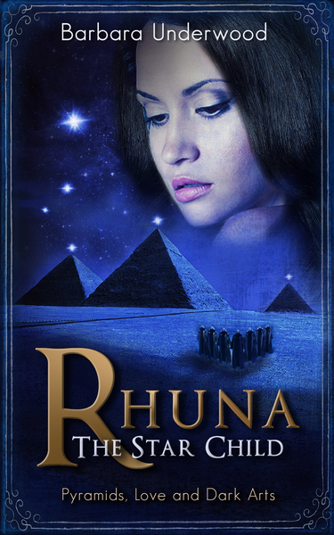Rhuna, The Star Child by Barbara Underwood