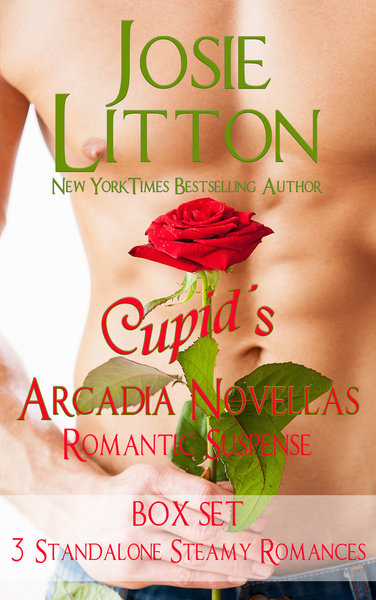 Arcadia Valentine's Day Novellas Collection v2 by Josie Litton