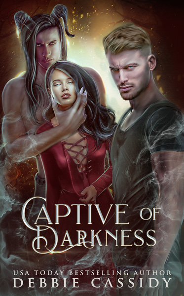 Arc Captive of Darkness by Debbie Cassidy