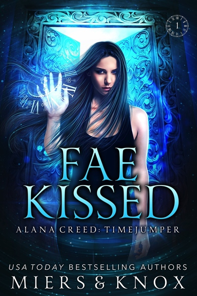 Fae Kissed by D.D. Miers