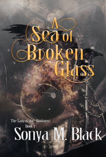 A Sea of Broken Glass by Sonya M. Black