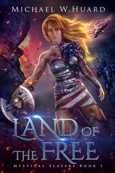 Land of the Free (Quick Preview) by Michael W. Huard