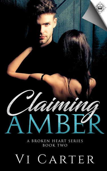 Claiming Amber by Vi Carter