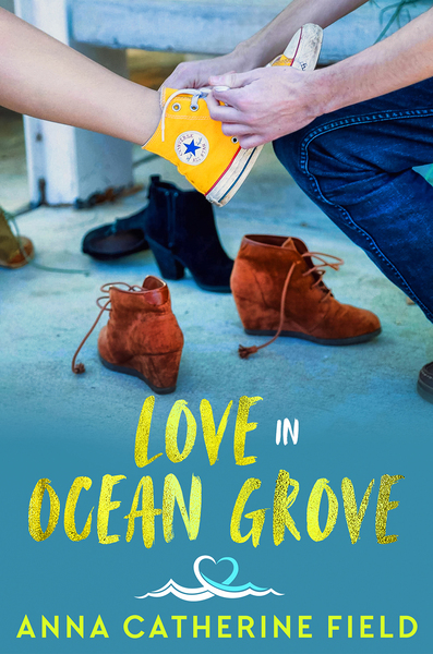 Love in Ocean Grove by Anna Catherine Field