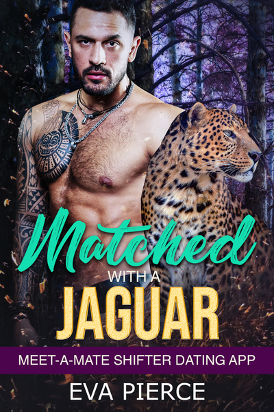 Matched With A Jaguar by Sultry Supernatural Reads