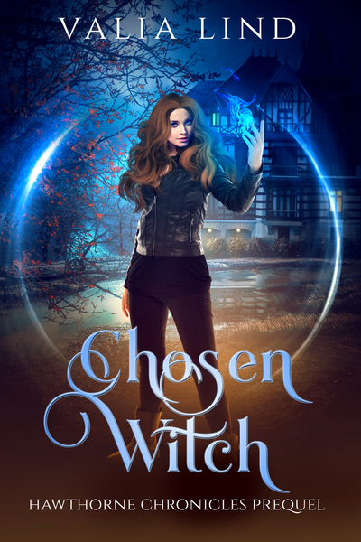 Chosen Witch by Valia Lind