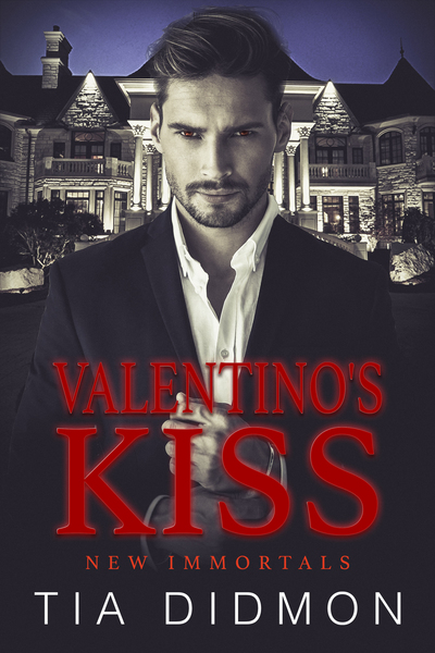 Valentino's Kiss by Tia Didmon