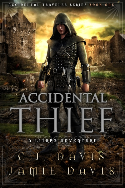Accidental Thief by Jamie Davis