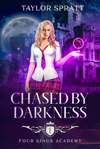 Chased by Darkness steamy excerpt by Taylor Spratt