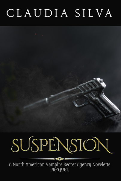 Suspension by Claudia Silva