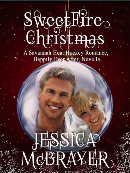 Sweet Fire Christmas by Jessica McBrayer