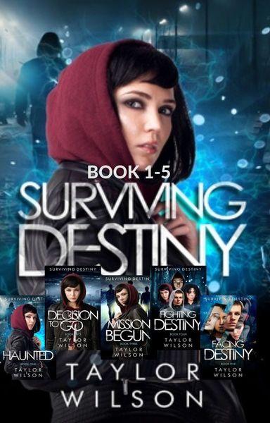 Surviving Destiny by Taylor Wilson