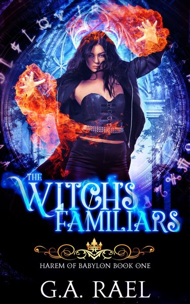 The Witch's Familiars (Preview) by G.A. Rael