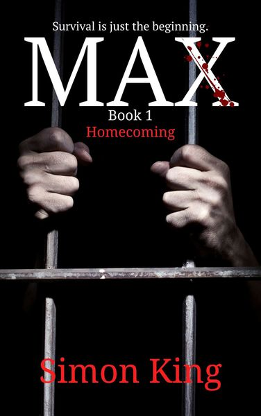MAX Book 1 by Simon King