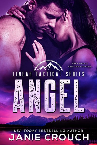 A Blessed Day: BOOK REVIEW- Angel (Linear Tactical Romantic