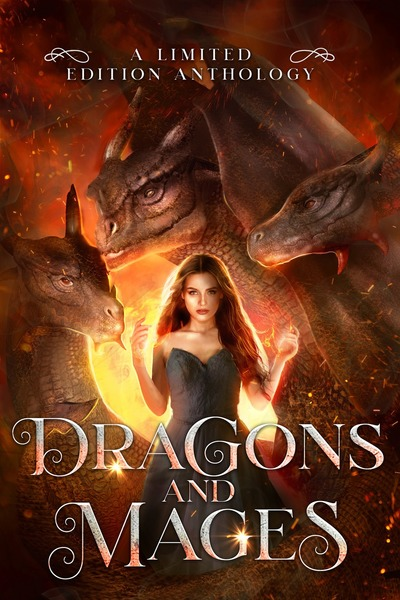 Dragons and Mages by Laura Greenwood