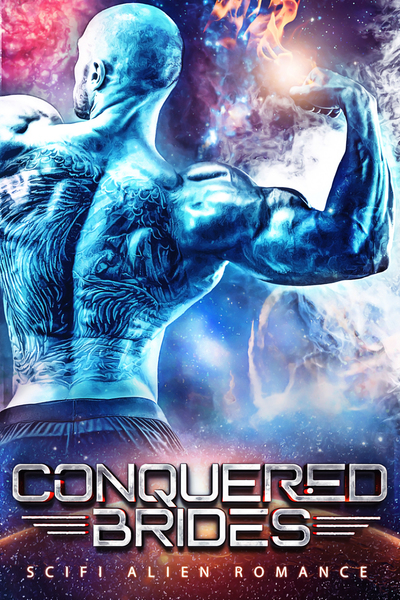 Conquered Brides by Naomi Sparks