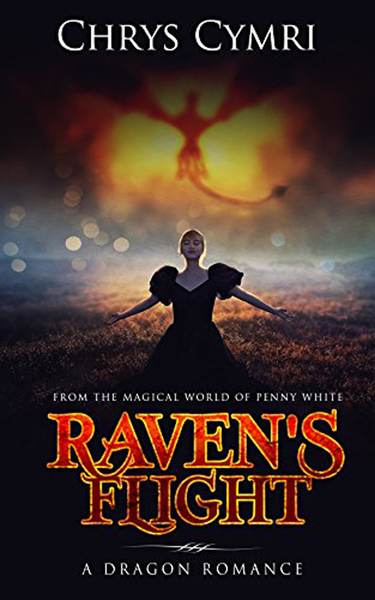 Ravens Fight by Chrys Cymri - BooksGoSocial P