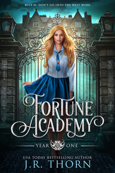 Fortune Academy by J.R. Thorn